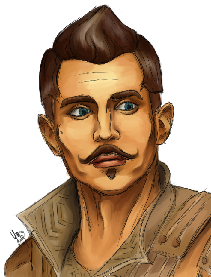 Dorian Pavus - Dragon Age Inquisition by Lilymilou