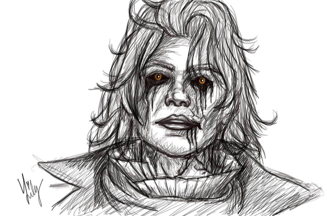Ardyn Izunia (Sketch) by Lilymilou