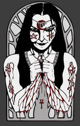 Blood Witch by blackcross