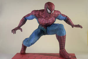 Spiderman - Front by airasumi