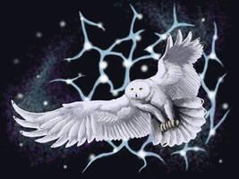 Spirit owl by malythae