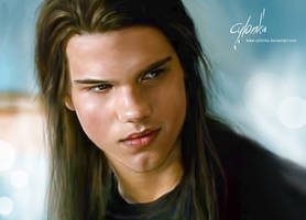 Jacob unhappy by cylonka
