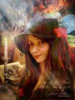 Learn to feel the magic by cylonka