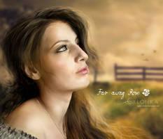 Far away Rose by cylonka