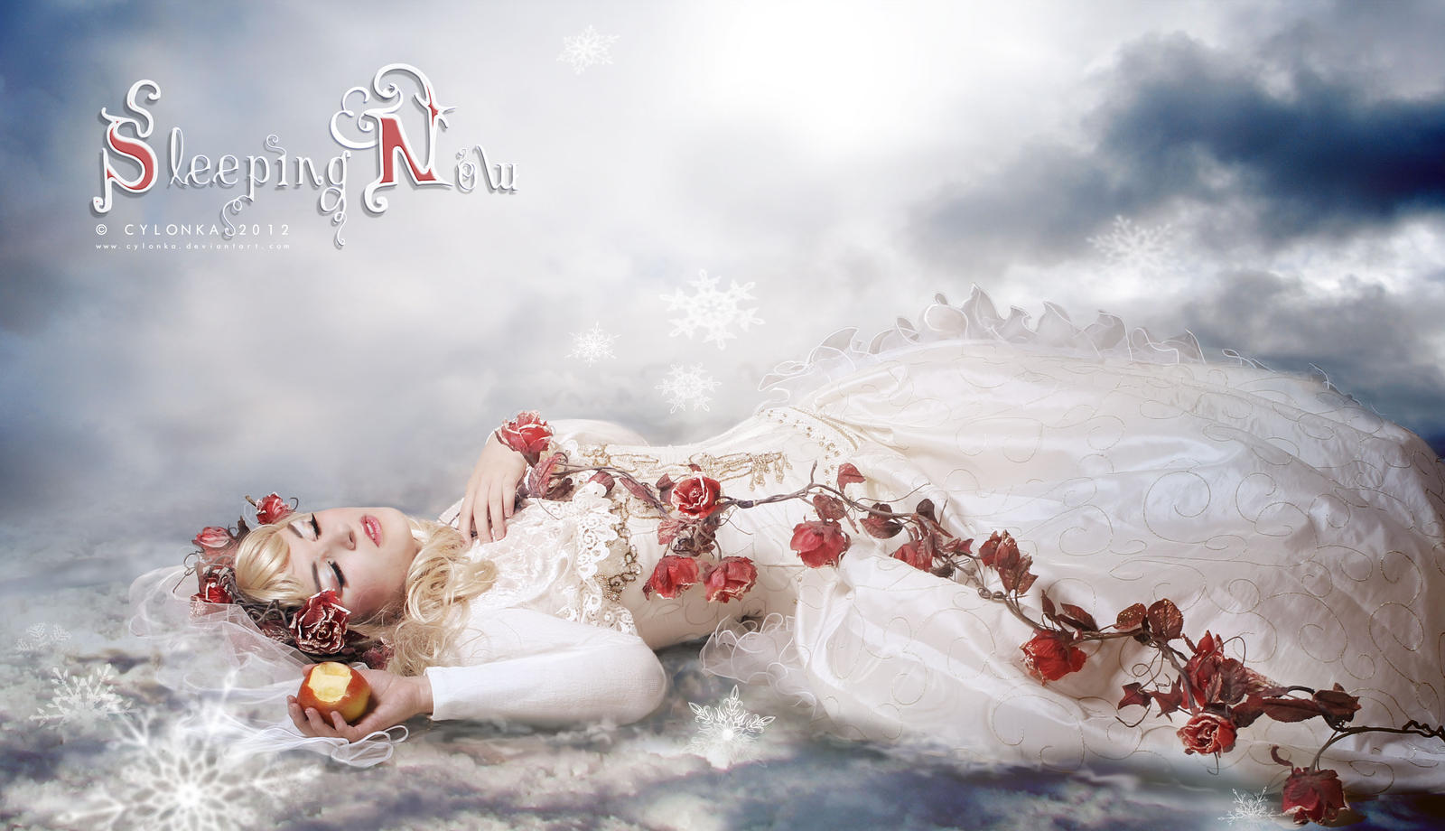 Sleeping now by cylonka