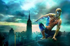 Spider-Man. Amazing. As always. by cylonka