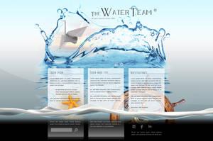 Water Team template