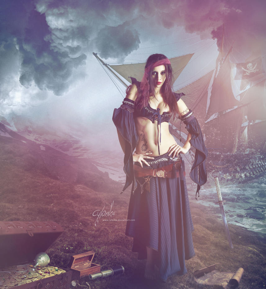 Pirate Bay by cylonka