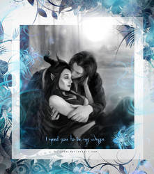 I need you to be my wings by cylonka