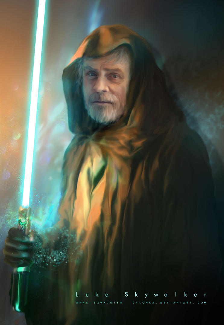 luke skywalker dies
