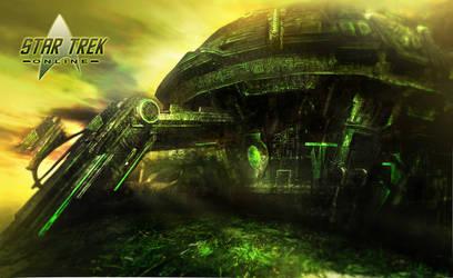 Vega Colony - Borg assimilation by cylonka