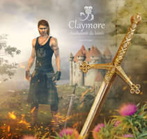 Claymore - the Sword and The Scotsman by cylonka