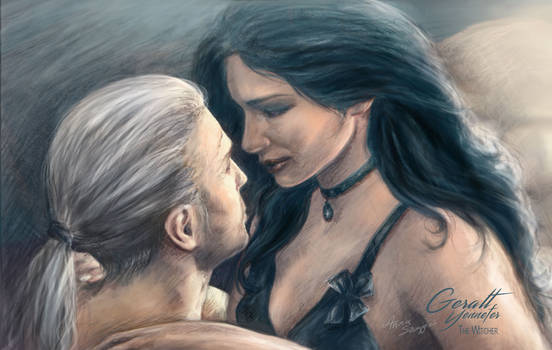 Let's stay home, Yennefer