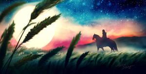 Gwynblade - lone rider