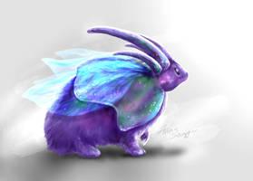 Concept art - animal pet bug like