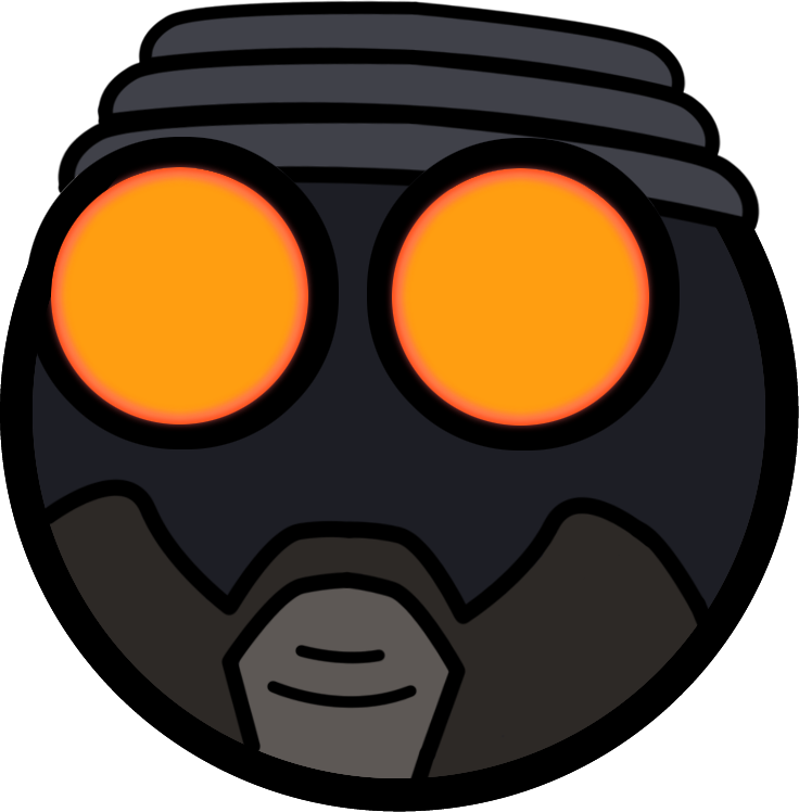 Awesome Smiley - Helghast v2 by Sitic on DeviantArt