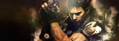 Resident Evil 5 Signature by Sitic