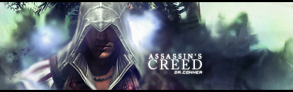 Assassin's Creed II Signature by Sitic