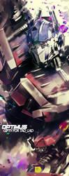 Optimus Prime Signature by Sitic