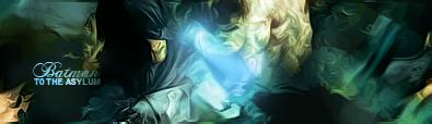 Batman Signature by Sitic