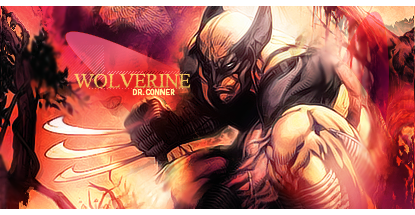 Wolverine Signature by Sitic