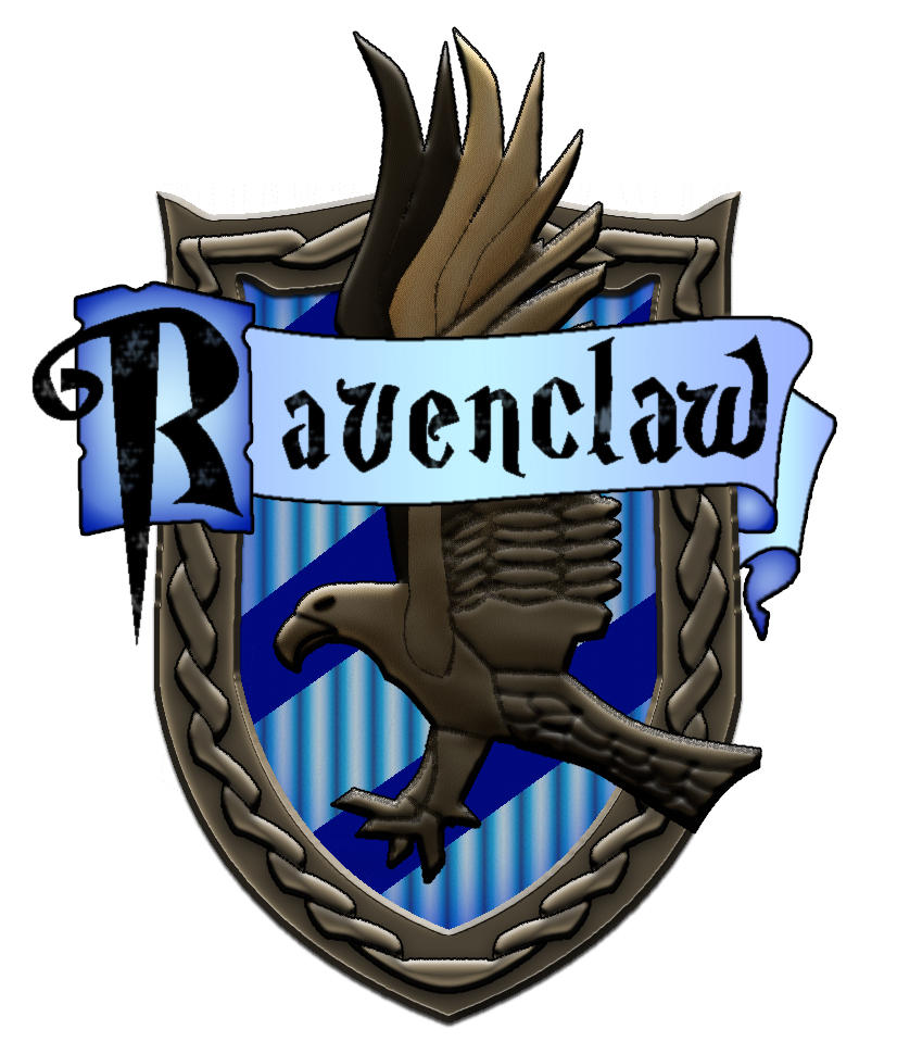 Ravenclaw CrestRavenclaw House Crest