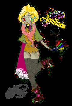NHATM - Armillaria