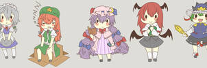 Touhou Commissions