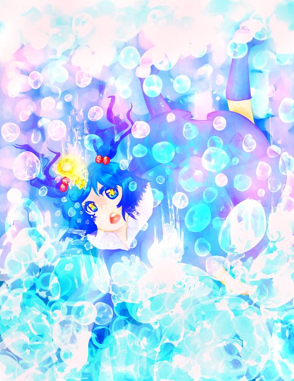 Bubble Love by Suikasen