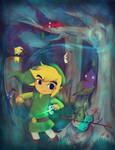 The Legend of Zelda and the Mysterious Pikmin
