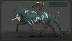 AUCTION Horse adopt (closed)