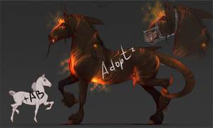 AUCTION Horse adopt