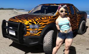 Tigress and the Tiger