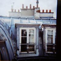 HOLGA - Toits de Paris by Limouni