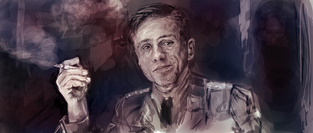Col. Hans Landa by Nicole5529