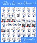 RWBY: Weiss Schnee Shimeji
