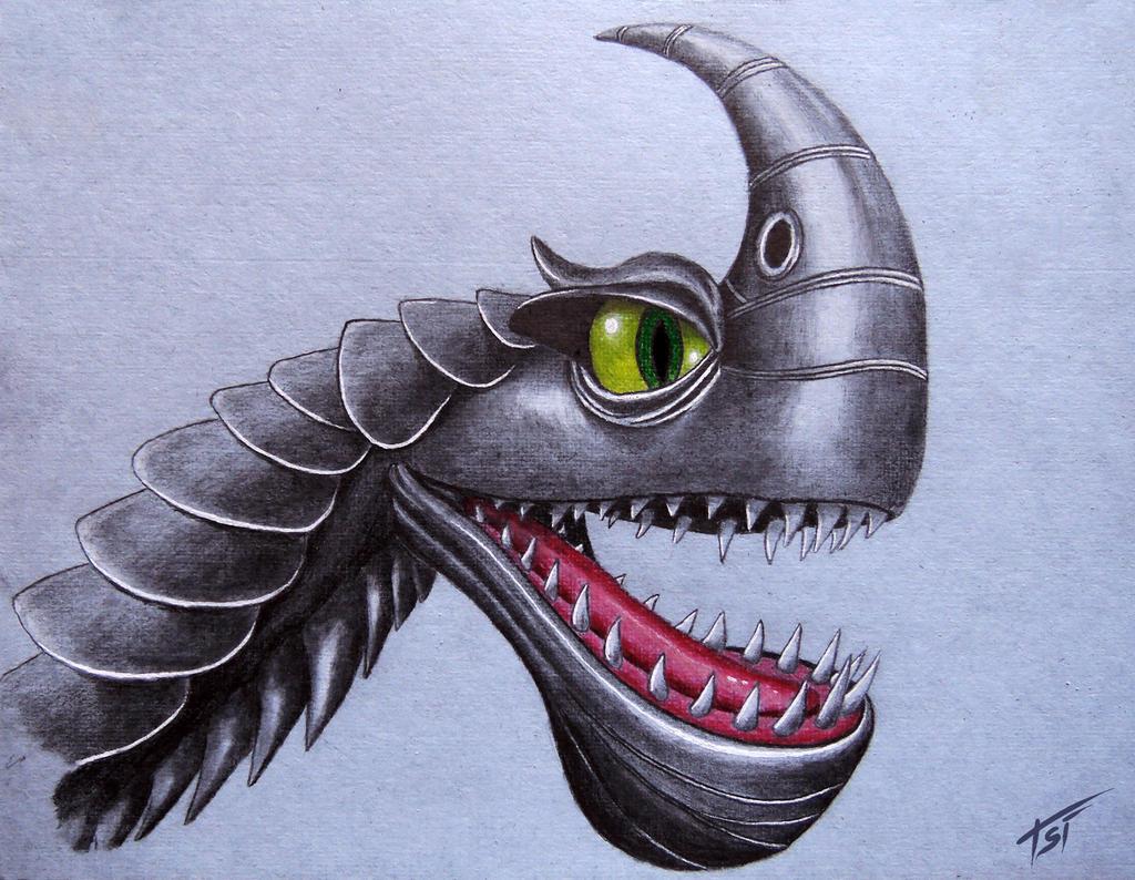 Windshear A Razorwhip Dragon By Drakonessa Tsi On Deviantart