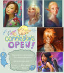 Open for commissions :D