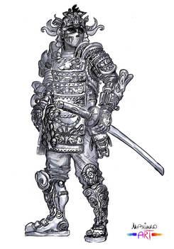 Orochi Fanart