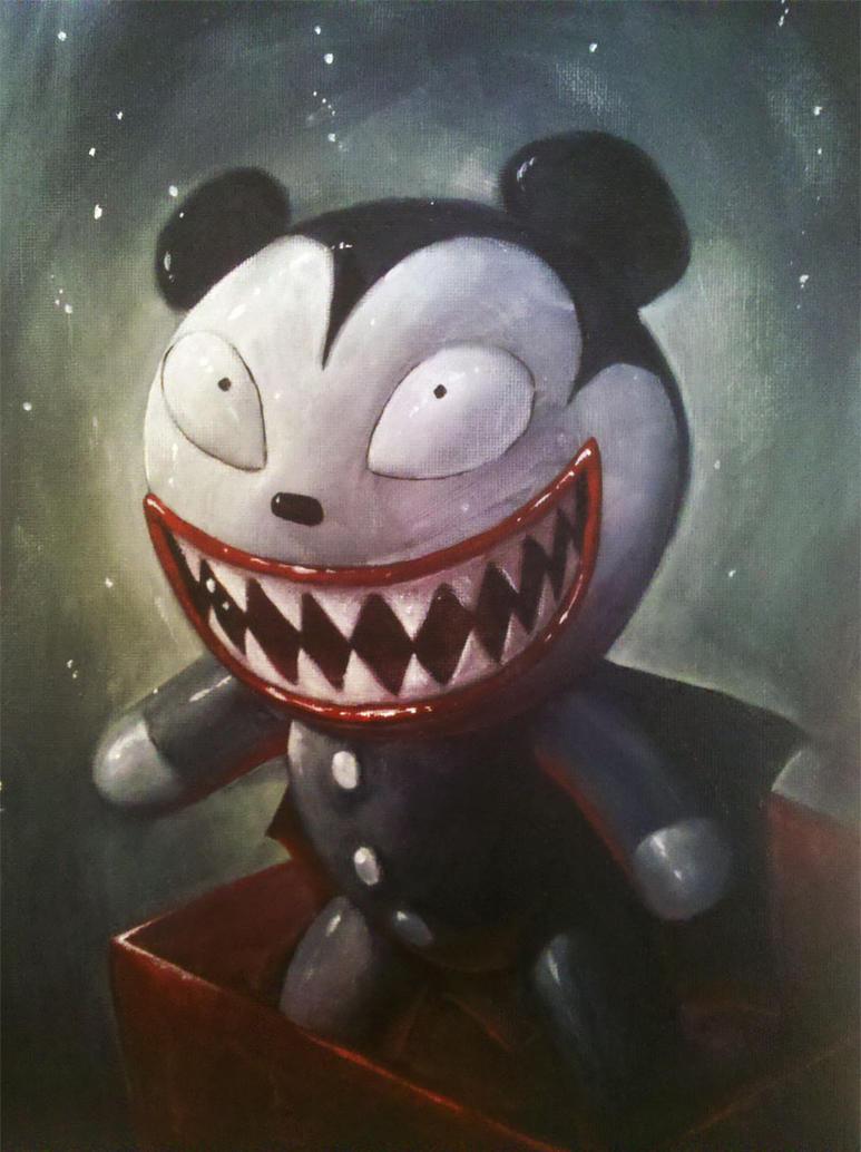 NMBC: Vampire Teddy by GraphicGeek on DeviantArt