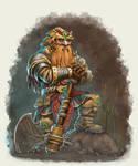 Broslorch: Dwarven Warrior