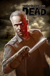 The Walking Dead: RIP, Merle by GraphicGeek