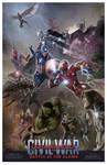 Captain America- Civil War: Battle at the Alamo!