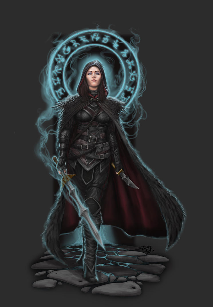 Sisters of the faith by GraphicGeek