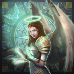 DC:Angel of Healing