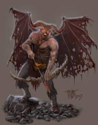 DC: Arch-Demon Magmus