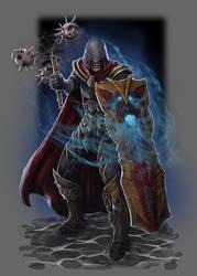 DC: Lord Blackhand