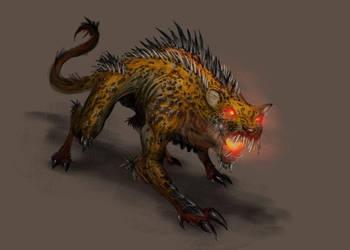 TALOC: Jaguar Hellbeast