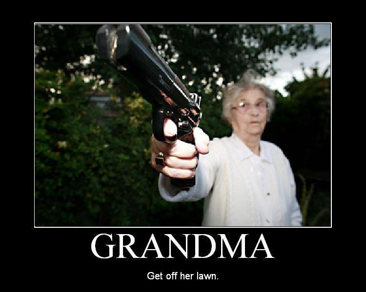 Grandma by TheDLX-Initiative