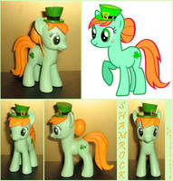 Custom Shamrock by FallSilently